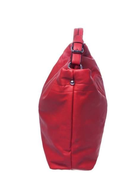 Czerwona torba hobo na ramię                                  zdj.                                  2