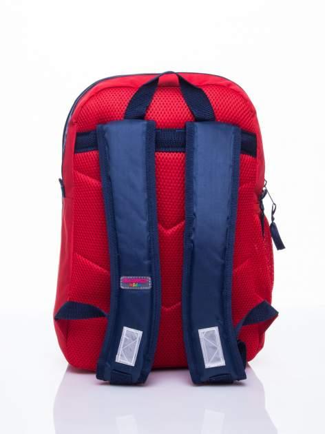 Czerwony plecak szkolny DISNEY Myszka Minnie                                  zdj.                                  4