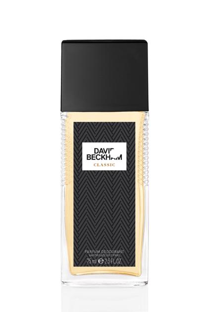 "David Beckham Classic for men Dezodorant w szkle 75 ml"""