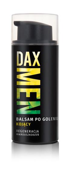 """Dax Cosmetics Men Balsam po goleniu kojący  100ml"""""""