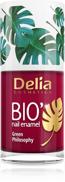 "Delia Cosmetics Bio Green Philosophy Lakier do paznokci nr 613 Carnival  11ml"""