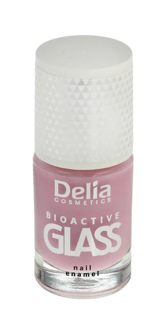 "Delia Cosmetics Bioactive Glass Emalia do paznokci nr 03  11ml"""