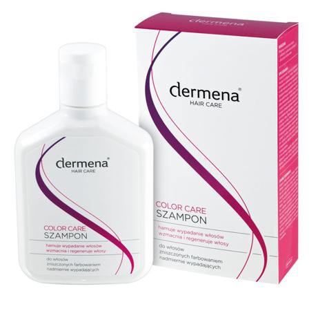 "Dermena Hair Care Szampon do włosów Color Care 200ml"""
