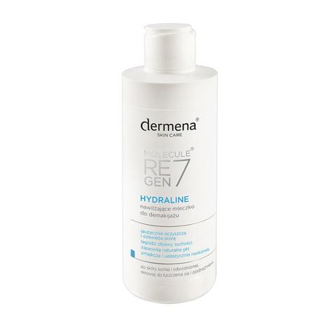 """Dermena Skin Care Hydraline Nawilżające Mleczko do demakijażu 200ml"""""""