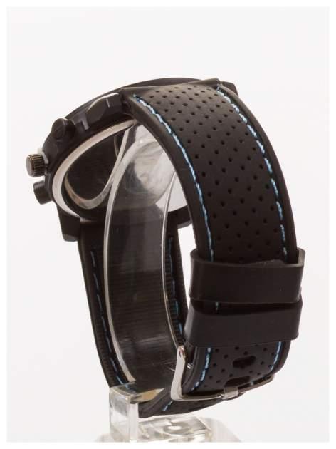Dla Niego... Świetny sportowy zegarek inspirowany wyścigami GT - duży                                  zdj.                                  4