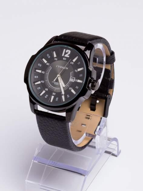 Dla Niego... Zegarek dla prawdziwego faceta - duży i stylowy                                  zdj.                                  2