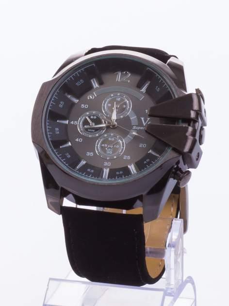 Dla Niego... Zegarek dla prawdziwego faceta - duży i stylowy