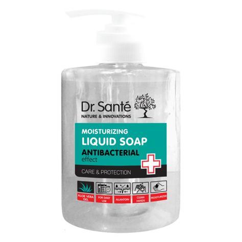 """Dr.Sante Antybakteryjne Mydło nawilżające w płynie - Aoes 500ml"""""""