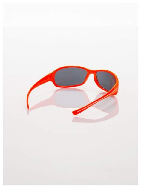 Dziecięce pomarańczowe okulary z filtrami                                  zdj.                                  3