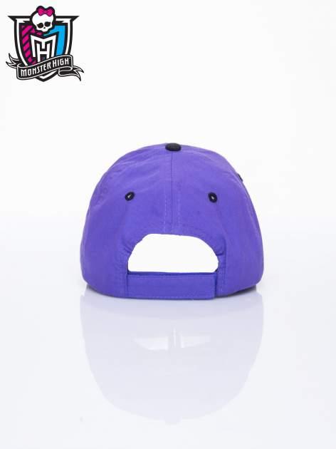 Fioletowa czapka z daszkiem dla dziewczynki MONSTER HIGH                                  zdj.                                  3