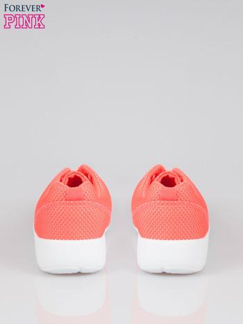 Fuksjowe buty sportowe textile Hurry Up na podeszwie typu flex                                  zdj.                                  3