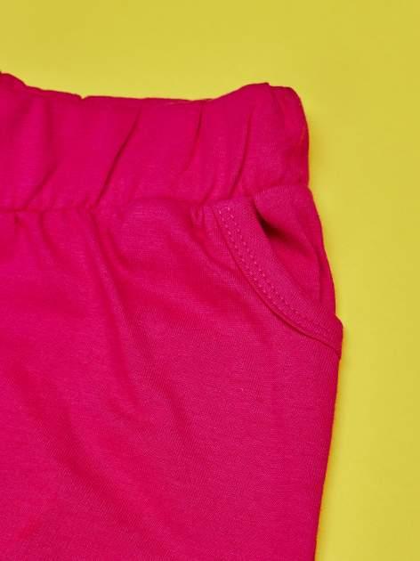 Fuksjowe szorty dla dziewczynki LITTLEST PET SHOP                                  zdj.                                  5