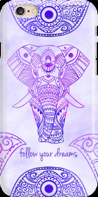 Funny Case ETUI IPHONE 6G ELEPHANT