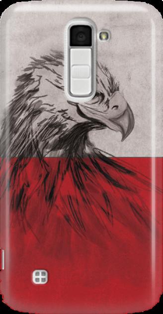 Funny Case ETUI LG K10 EAGLE