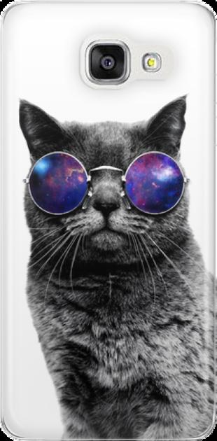 Funny Case ETUI SAMSUNG A5 2016 CAT