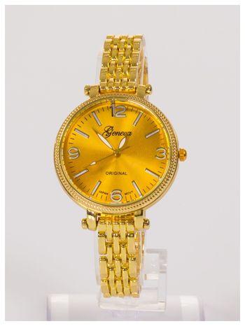 GENEVA Złoty zegarek damski                                  zdj.                                  1