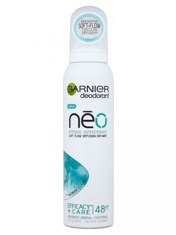 Garnier Neo Antyperspirant w sprayu Shower Clean  150 ml