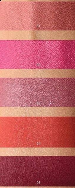 Golden Rose Longstay Liquid Matte Lipstick matowa pomadka w płynie 3 5,5 ml                              zdj.                              3
