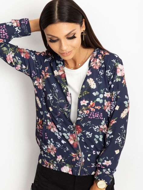 Granatowa bluza Garden                              zdj.                              1