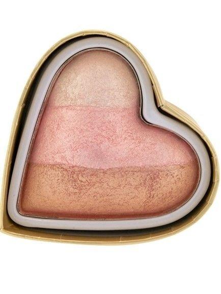 I Heart Makeup Blushing Hearts Róż Iced Hearts 10g
