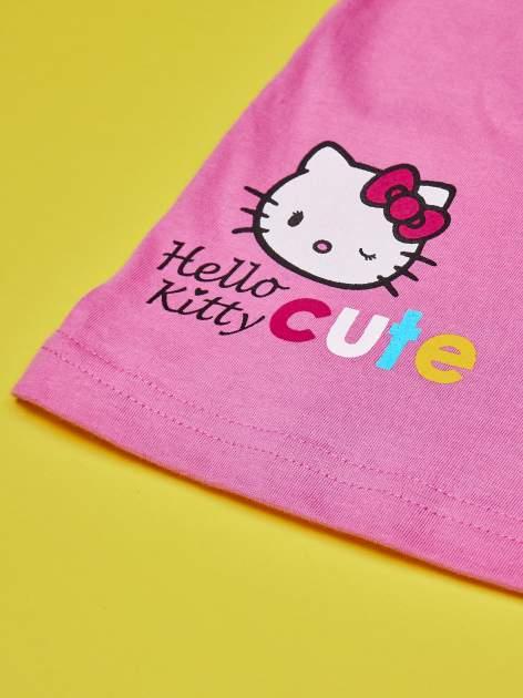 Jasnoróżowa spódnica dla dziewczynki HELLO KITTY                                  zdj.                                  3