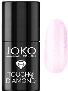 Joko Lakier żelowy do paznokci Touch of Diamond nr 01 10ml                              zdj.                              1