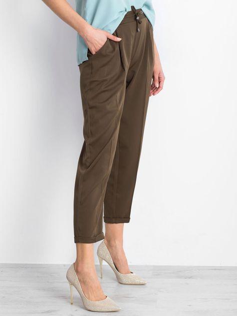 Khaki spodnie Lawsuit                              zdj.                              3