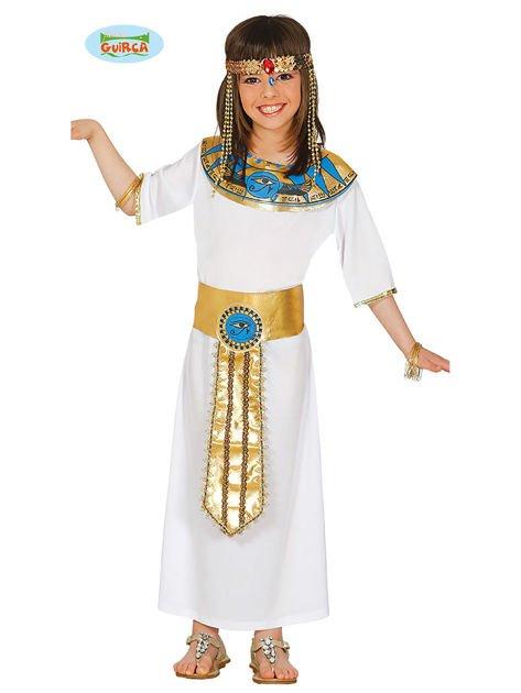 Kostium na bal dla dziewczynki Egipcjanka                               zdj.                              1