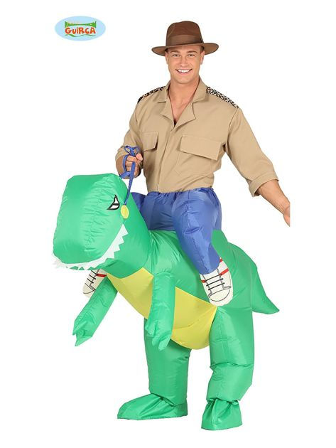 Kostium na imprezę Dinozaur                              zdj.                              1