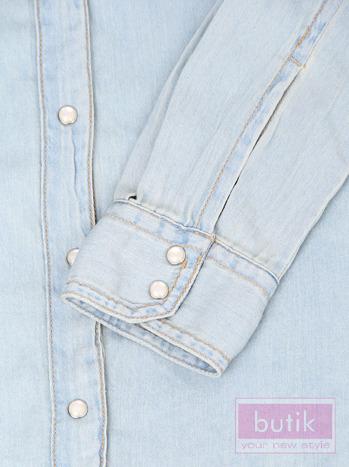 Koszula jeansowa                                   zdj.                                  4