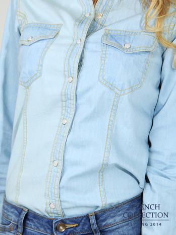 Koszula jeansowa                                  zdj.                                  6