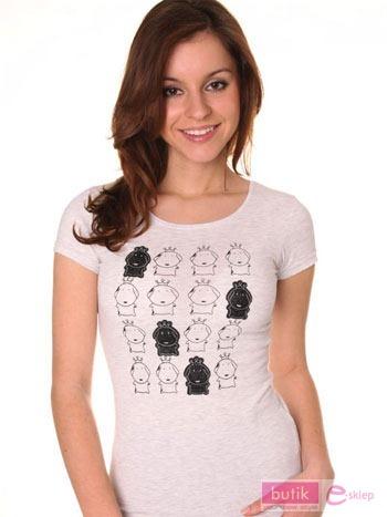 Koszulka z nadrukiem                                  zdj.                                  1