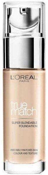 L'Oreal Podkład True Match C3 Rose Beige 30 ml                              zdj.                              1