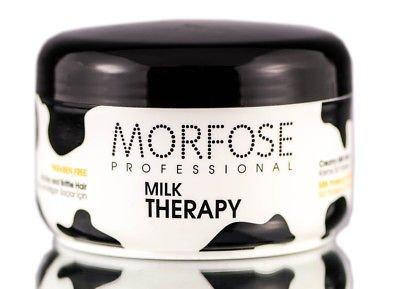 MORFOSE MILK THERAPY Mleczna maska odżywczo-nawilżająca 500 ml                              zdj.                              1
