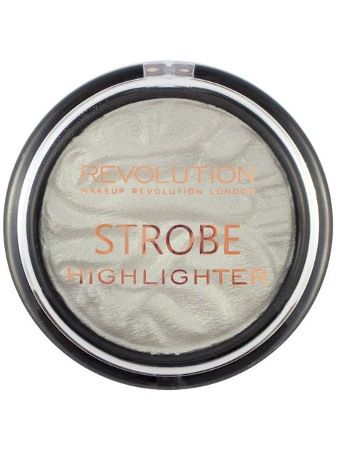 Makeup Revolution Strobe Highligter Nothern Lights Rozświetlacz do twarzy 7.5g