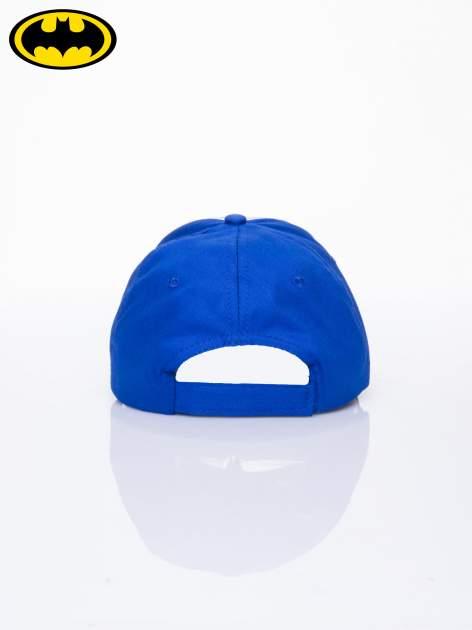 Niebieska chłopięca czapka z daszkiem BATMAN                                  zdj.                                  3