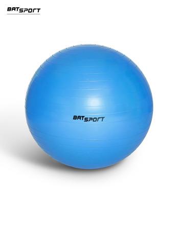 Niebieska duża piłka fitness                                  zdj.                                  1