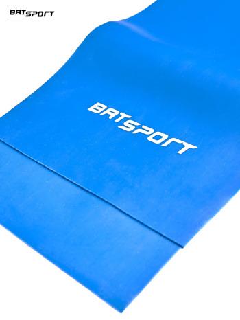 Niebieska guma do ćwiczeń poziom trudny                                  zdj.                                  3