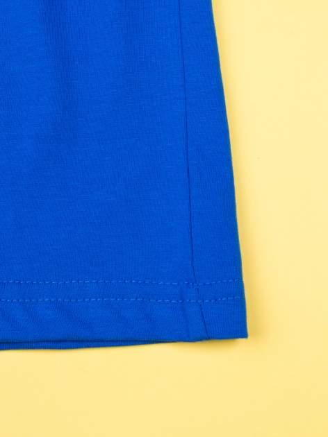 Niebieska piżama chłopięca KRÓL JULIAN                                  zdj.                                  10