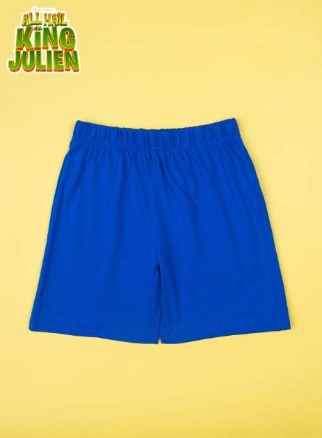 Niebieska piżama chłopięca KRÓL JULIAN                                  zdj.                                  4