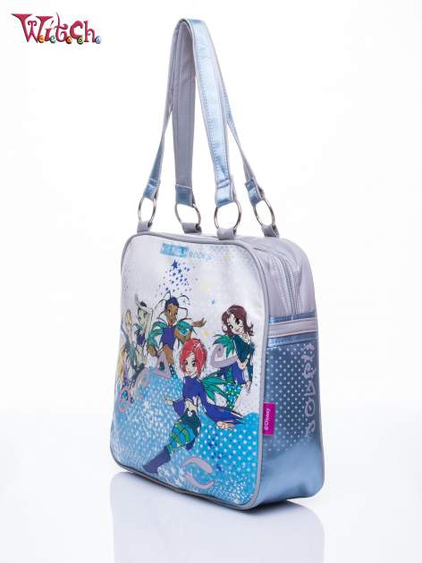 Niebieska torba szkolna DISNEY Witch                                  zdj.                                  2