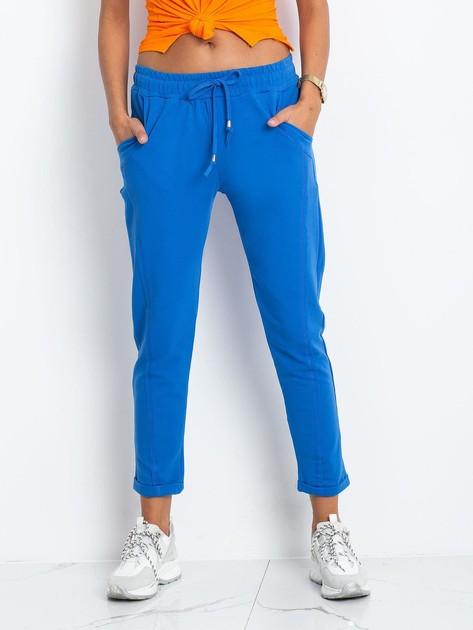Niebieskie spodnie Approachable                              zdj.                              1
