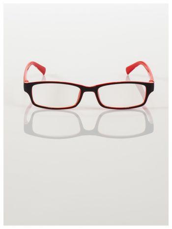 Okulary korekcyjne dwukolorowe do czytania +3.0 D                                    zdj.                                  3