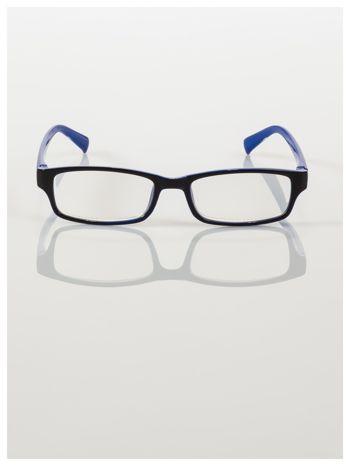 Okulary korekcyjne dwukolorowe do czytania +3.5 D                                    zdj.                                  3