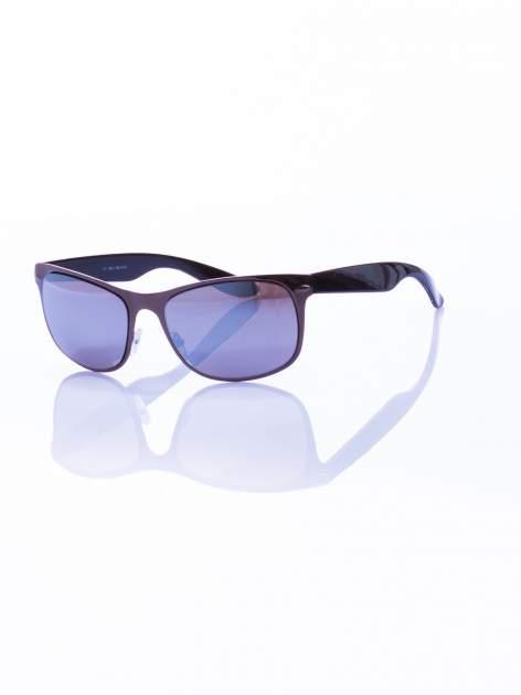 Okulary przeciwsłoneczne lustrzanki unisex