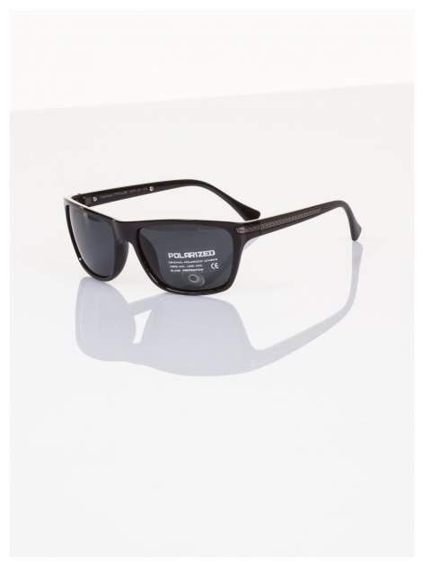 POLARYZACJA okulary przeciwsłoneczne typu WEYFARER w eleganckim stylu +GRATISY                                  zdj.                                  2