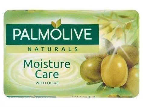 Palmolive Naturals Mydło w kostce Moisture Care oliwka 90 g