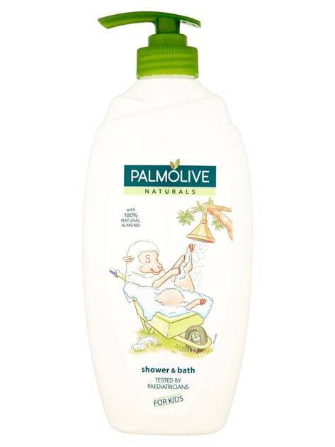 Palmolive Naturals Żel pod prysznic dla dzieci z dozownikiem 750 ml