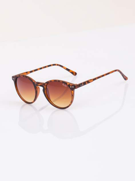 Pantera okulary gwiazd w stylu Ray Ban ROUND                                   zdj.                                  2