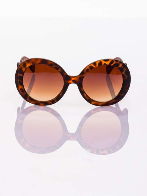 Panterka FASHION wyjątkowe okulary przeciwsłoneczne                                  zdj.                                  3